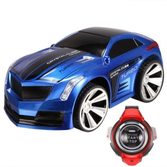 R/C Auto s hodinkami - ovládanÍ hlasovými povely
