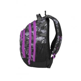 Bagmaster batoh ENERGY 8 E černá/růžová/fialová