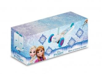 Koloběžka tříkolová - Ledové království