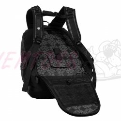 Bagmaster studentský batoh DIGITAL 20 E Black/Gray