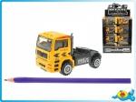Auto nákladní 11cm kov PB 3barvy v krabičce
