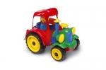 Traktor s panáčkem
