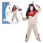 Dětský karnevalový kostým  INDIÁN