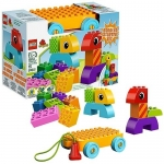 LEGO 10554 DUPLO - Tahací hračky pro batolata