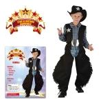 Dětský karnevalový kostým KOVBOJ