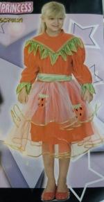 Karnevalový kostým JAHŮDKOVÁ  PRINCEZNA