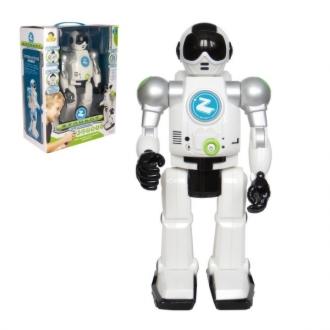 Robot Zigy- interaktivní chodící robot na dálkové ovládání