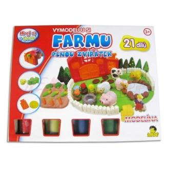 Modelína farma