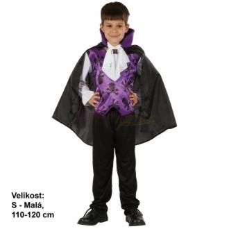 Karnevalový kostým UPÍR