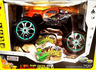 R/C JEEP CROWLER