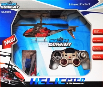 R/C vrtulník Swift S929 RTF