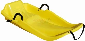 Bob plastový BASIC/OLYMPIC, žlutý