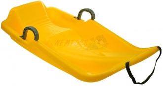 Bob plastový SULOV-OLYMPIC, žlutý