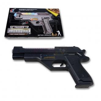 Pistole na baterie