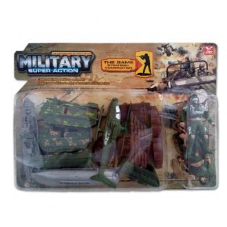Vojenská sestava