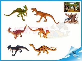 Dinosauři 6ks 2druhy v sáčku