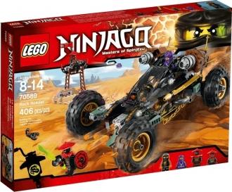 70589 LEGO NINJAGO – Terénní vozidlo