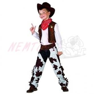 Karnevalový kostým KOVBOJ