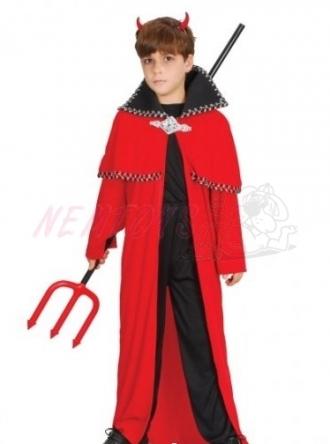 Karnevalový kostým ČERT