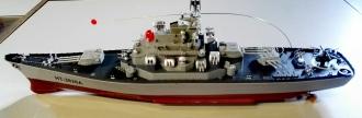 R/C  Válečná loď