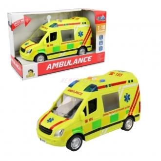 Ambulance 27x17cm