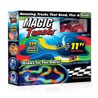Magic tracks - Speedway-svítící dráha