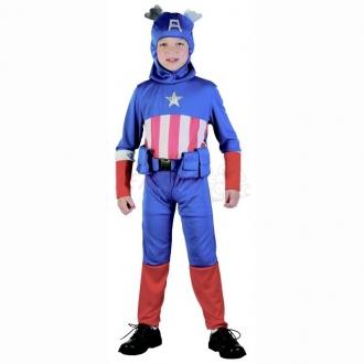 Karnevalový kostým AKČNÍ HRDINA