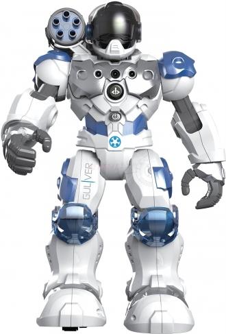 Zygibot GULIVER-policejní robot