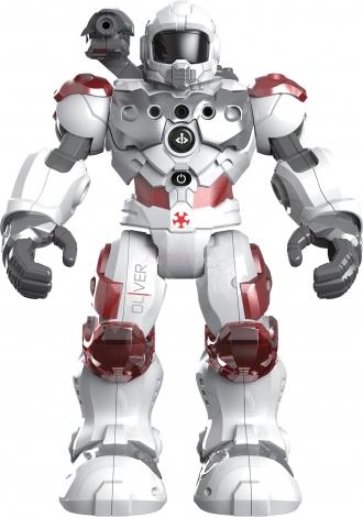 Zygibot OLIVER-robot hasič