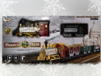 Vláčkodráha s parou Classical train