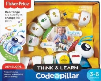 Fisher Price Housenka CODE-A-PILLAR