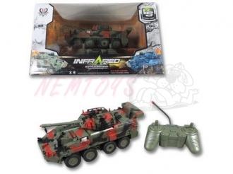 R/C Vojenský obrněný transportér