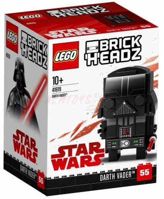 41619 LEGO BRICKHEADZ - Star Wars Darth Vader