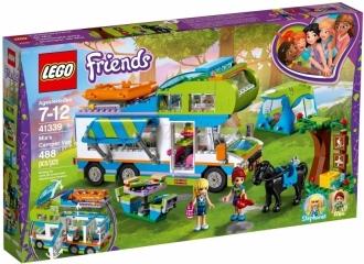 LEGO® Friends 41339 Mia a její karav..