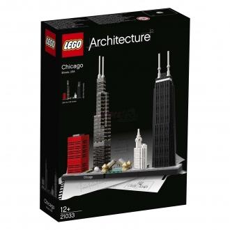 Lego Architecture 21033 - Chicago