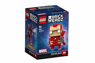 LEGO BrickHeadz 41604 Iron Man MK50