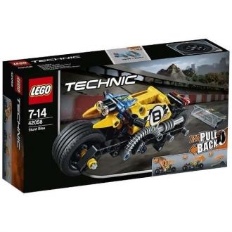 42058 LEGO TECHNIC - Motorka pro kaskadéry