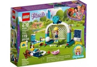 41330 LEGO FRIENDS - Stephanie a její fotbalový trénink