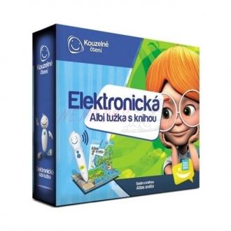 Albi KOUZELNÉ ČTENÍ- Elektronická tužka s knihou Perníková chaloupka