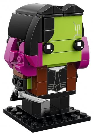LEGO® BrickHeadz! 41607 Gamora