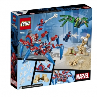 Lego Super Heroes Spiderman 76114 Pavoukolez