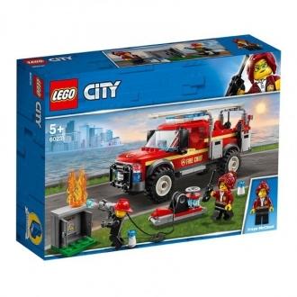 LEGO® City 60231 - Town Zásahový vůz velitelky hasičů