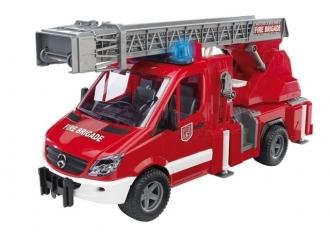 Bruder 2532 Mercedes Benz Sprinter - požární žebřík