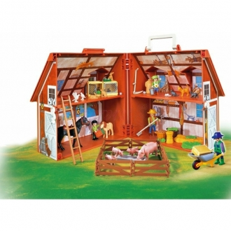 Playmobil 4142 Přenosná farma