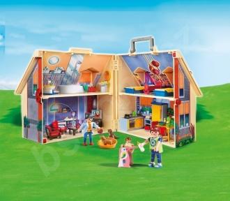PLAYMOBIL® Dollhouse 5167 Přenosný dům pro panenky