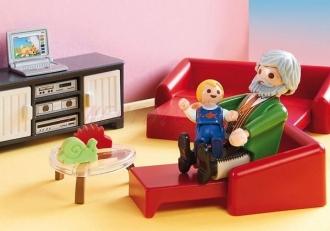 Playmobil 70207 Útulný obývací pokoj