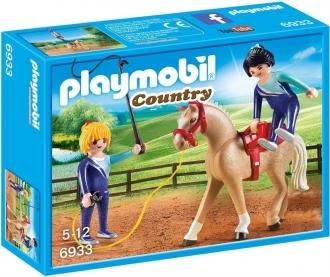 Playmobil 6933 Trénink akrobatek