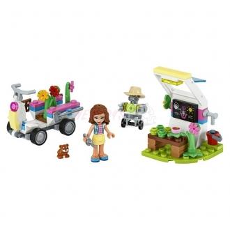 LEGO Friends 41425 Olivia a její květinová zahrada