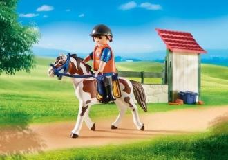 Playmobil Country 6929 Mycí box pro koně