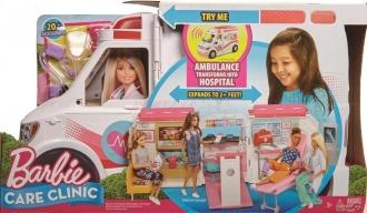 Barbie klinika na kolech
